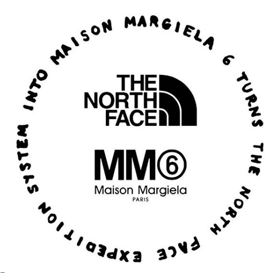 MM6 X THE NORTH FACE。業者/提供