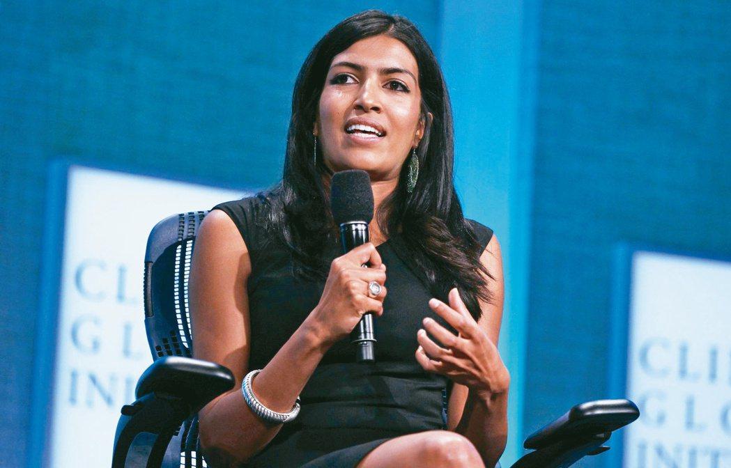 社會企業家勒伊拉.賈娜生前積極提供就業機會給窮人。 圖/路透