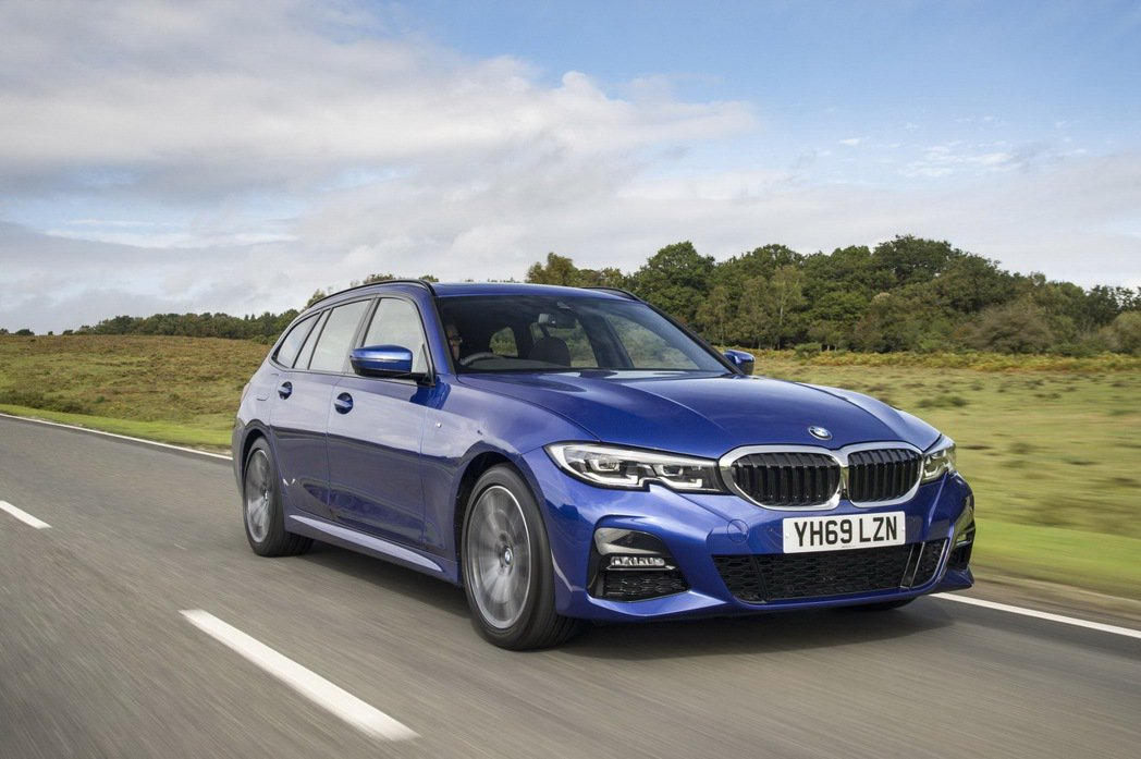 BMW 3-Series Touring。 圖/原廠提供