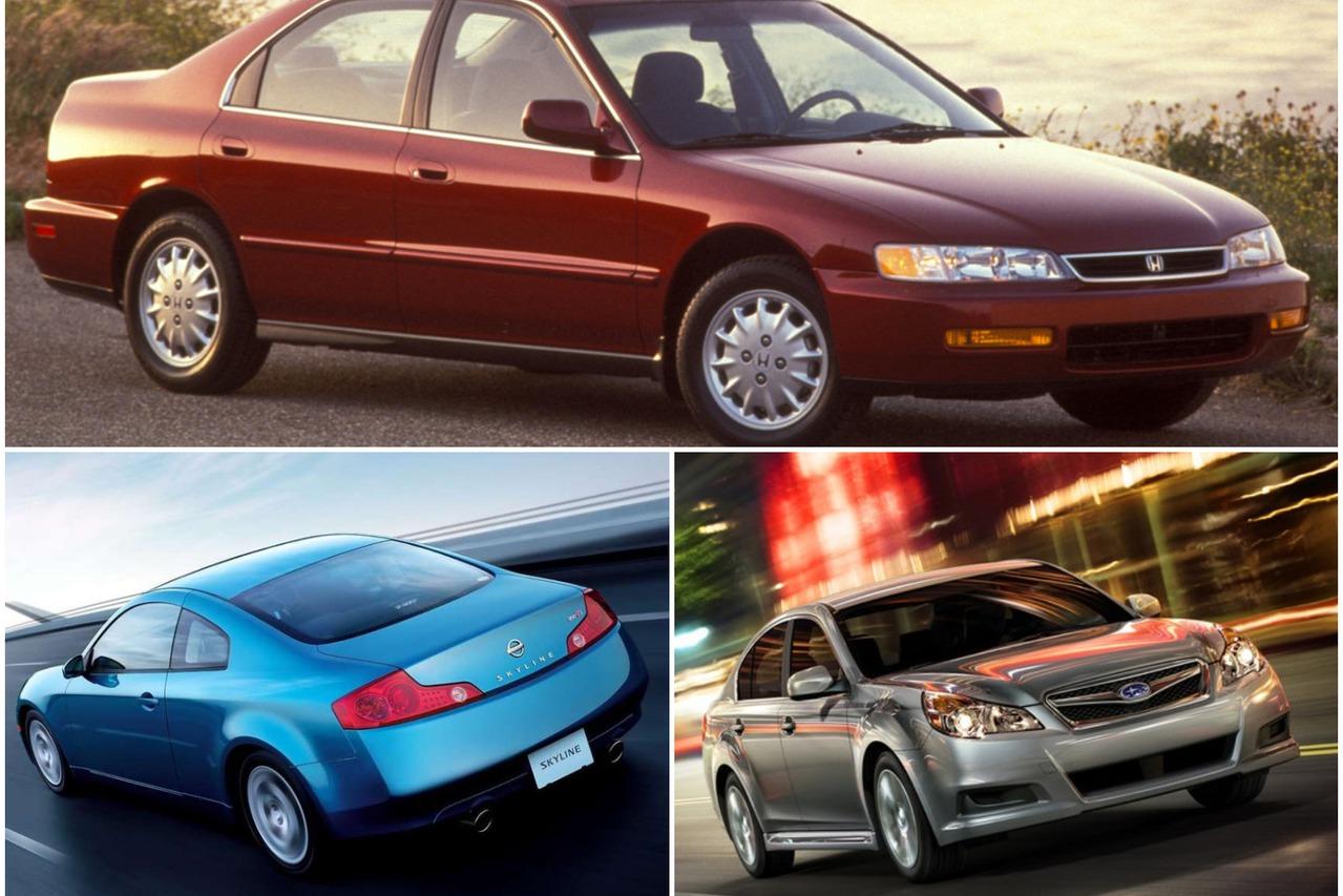 這3輛日系名車 為何在日本國內銷售逐漸下滑!