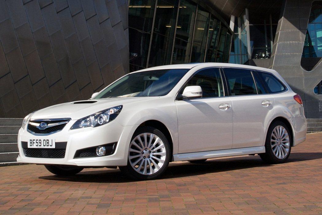 Subaru Legacy Outback。 摘自Subaru