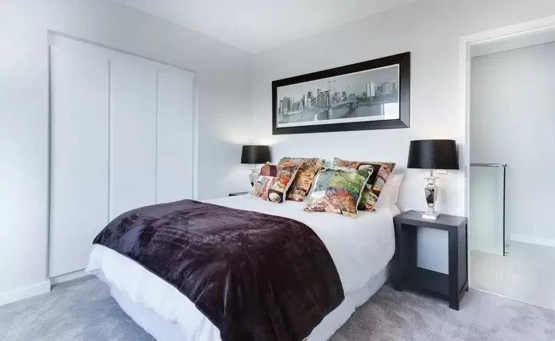 減法式居家空間,讓線條更優美,凸顯個人風格的最好選擇。 圖/摘自pexels