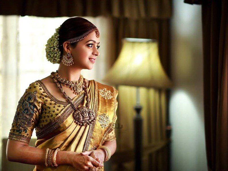 印度女性受性暴力威脅嚴重,圖為曾於2017年遭當街擄走性侵的印度女星巴瓦納(Bhavana)。(Bhavana Fans@Facebook)