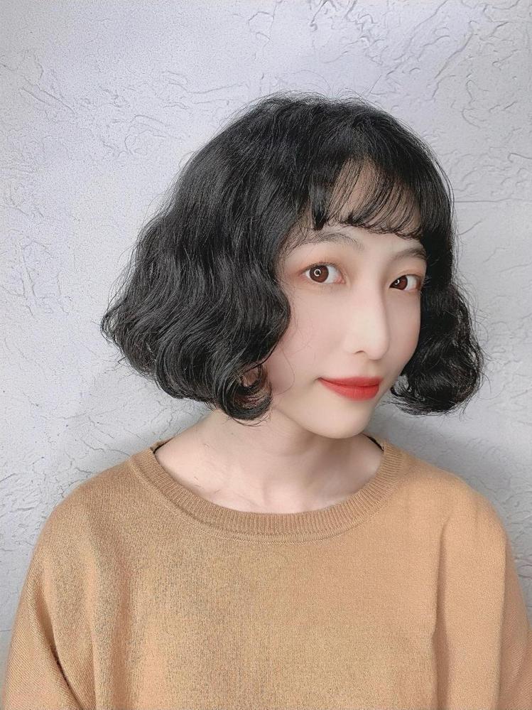 髮型創作/森 Hair Boutique 板橋四川店 / 愛紗,圖/StyleM...