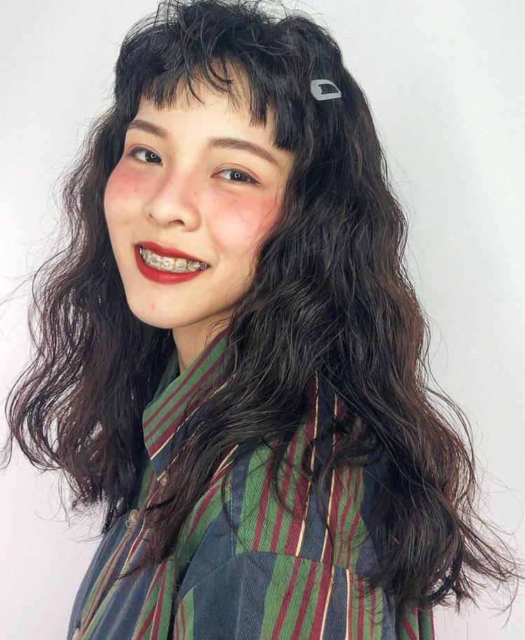 髮型創作/集色髮館 西門店 / Toby,圖/StyleMap美配提供
