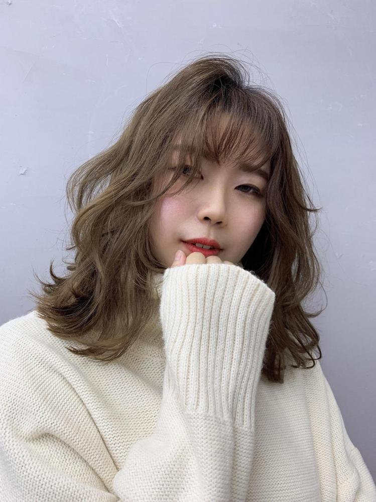 髮型創作/艾門髮藝 IVEN HAIR A / Carol,圖/StyleMap...
