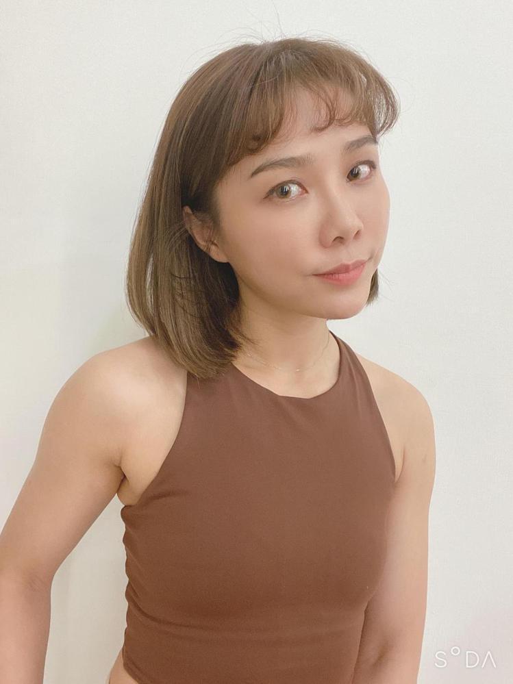 髮型創作/馬克髮型 / Vic,圖/StyleMap美配提供