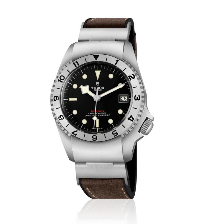 帝舵Black Bay P01(碧灣P01型)42毫米自動腕表,價格店洽。圖/帝...