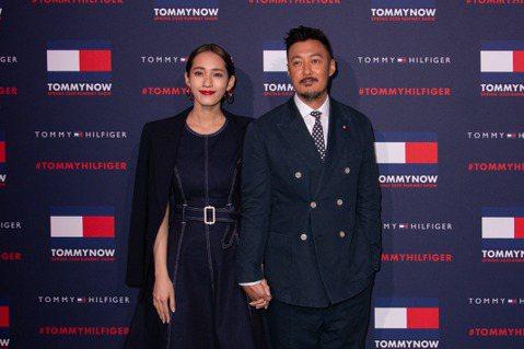 余文樂、Sarah王棠云夫妻於2月16日晚間8點一同出席倫敦時裝周Tommy Hilfiger 2020春夏大秀,Sarah首次參加時裝週,被問到是否會緊張時,她輕笑回答:「有一點緊張、有一點期待,...