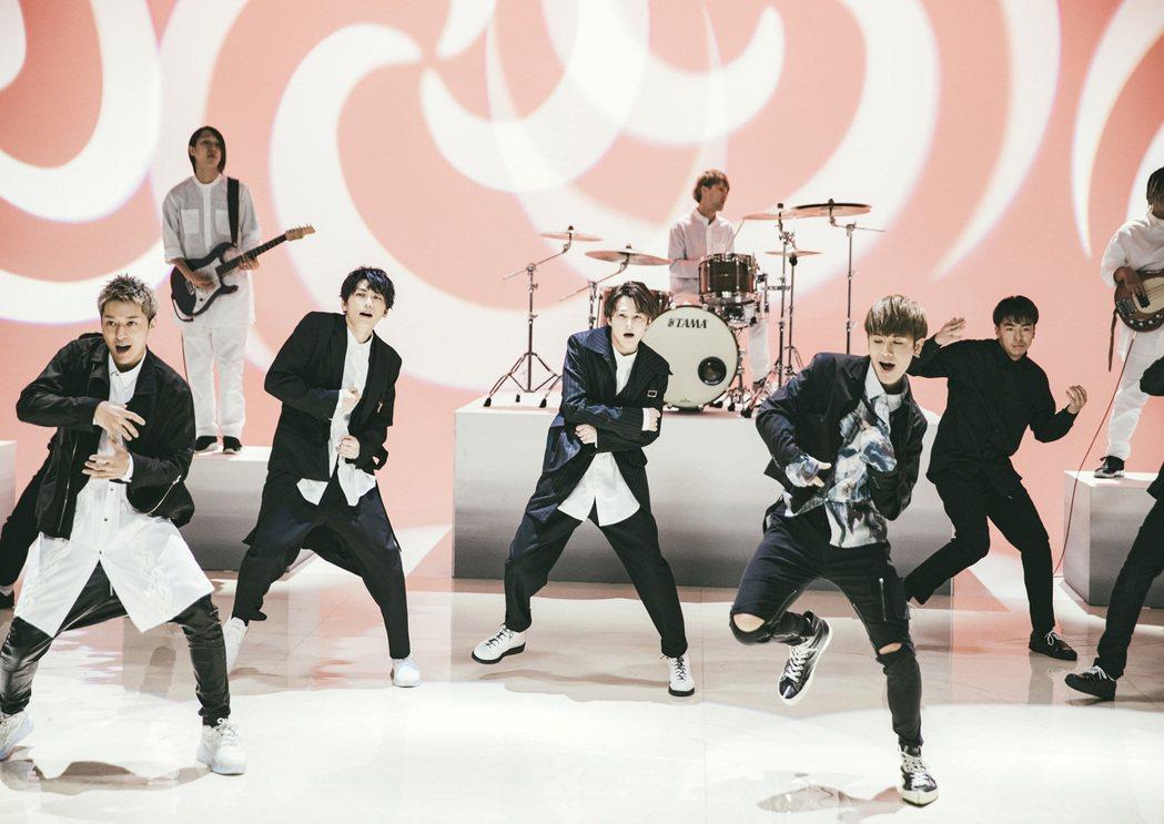 Lead將來台北擔任鼓鼓(右)2月28日演唱會嘉賓。圖/相信音樂提供