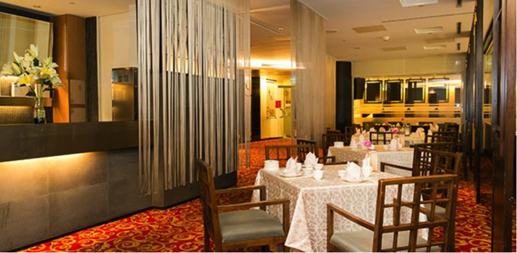 長園中餐廳推出強棒港點98回饋。圖/摘自台糖長榮酒店官網