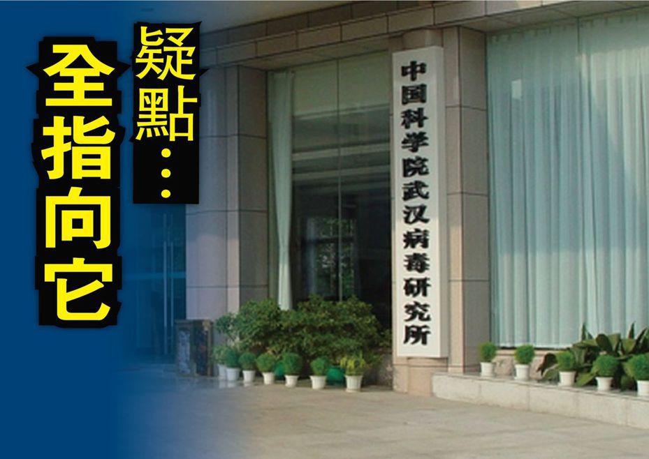 武漢病毒研究所稱,已將尚未在中國上市的藥物,以抗新型冠狀病毒用途申報中國發明專利。(武漢病毒所官網圖片)