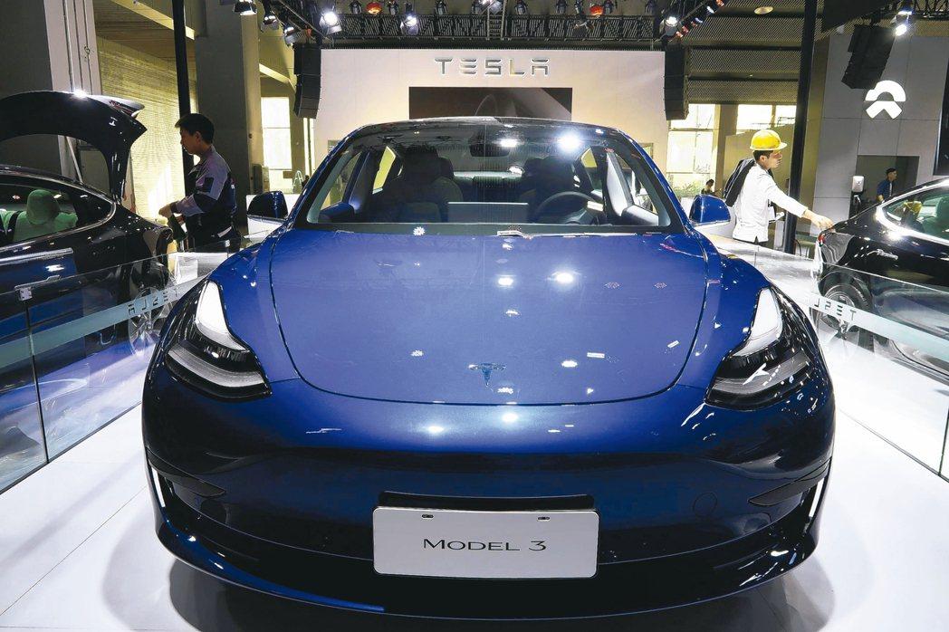 據日經BP對特斯拉(Tesla)最平價車款Model 3的拆解報告,特斯拉的電子...