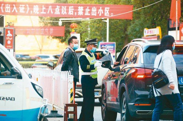 新冠肺炎疫情爆發,人力銀行調查63%台灣人不想再回大陸工作。 中新社
