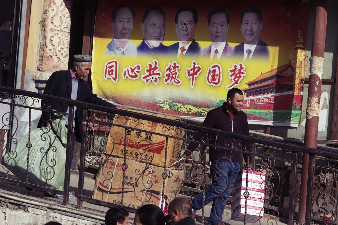 中國的「國家機器」絕對集體動員,「反恐維穩」亦可能是更大規模「民族思想改造工程」...