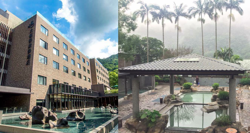 圖/大板根森林溫泉酒店 The Great Roots Resort臉書專頁