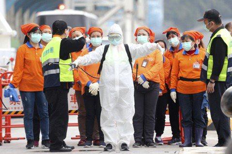 第一線人員誰保護?防疫工作者的職安問題