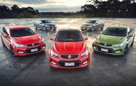 澳洲國產品牌Holden年底收攤! GM宣布放棄所有右駕市場