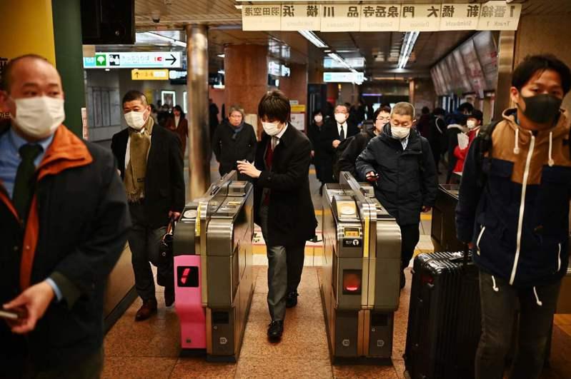 一向注重衛生的日本,在防範新型冠狀病毒一疫中表現消極。 法新社