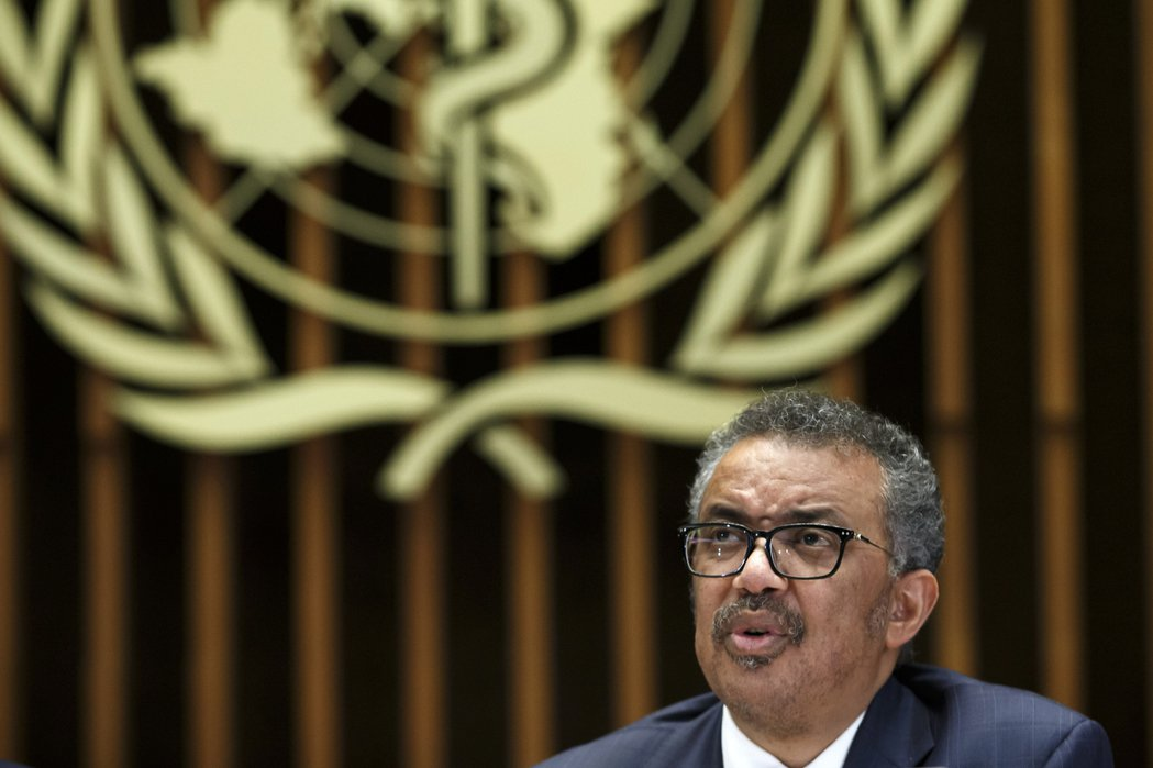 WHO秘書長譚德塞11日宣布俗稱為武漢肺炎的新冠肺炎正名為「COVID-19」。...