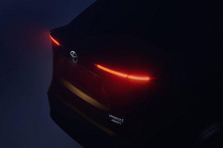 定位在CH-R之下的小休旅來了!Toyota預告瑞士日內瓦車展陣容