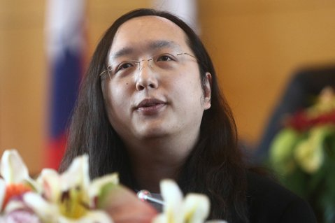 行政院政務委員唐鳳。 圖/黃仲裕攝影