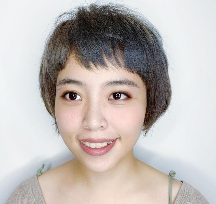 髮型創作/Ting hair style / Ting,圖/StyleMap美...