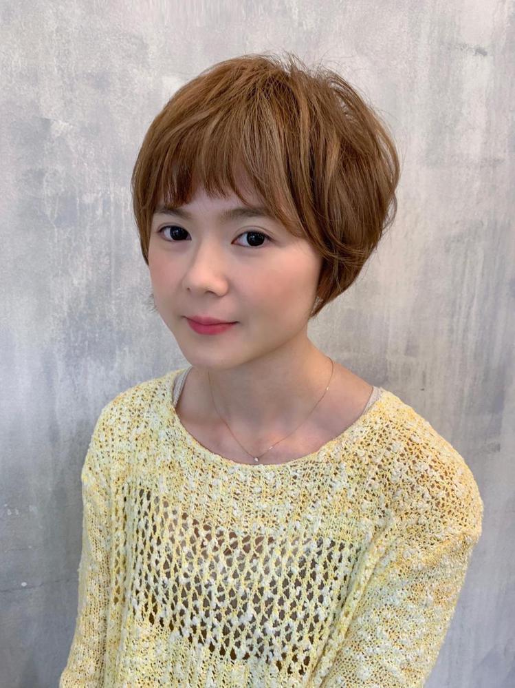 髮型創作/默·MO HAIR / Rima 瑞瑪,圖/StyleMap美配提供