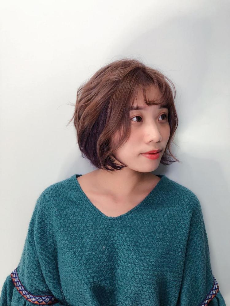 髮型創作/諾亞藝術造型 新莊一館 / Noya 兗妮,圖/StyleMap美配提...