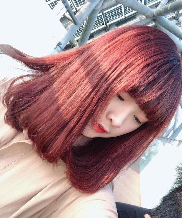 髮型創作/Happy Hair 嘉義店 / SUSU 酥酥,圖/StyleMap...