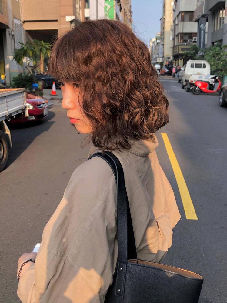 髮型創作/尤卡 hair salon / 王豆綠,圖/StyleMap美配提供