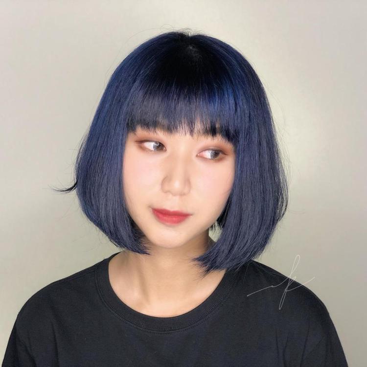 髮型創作/一方寸 髮廊 / Mark Vam,圖/StyleMap美配提供