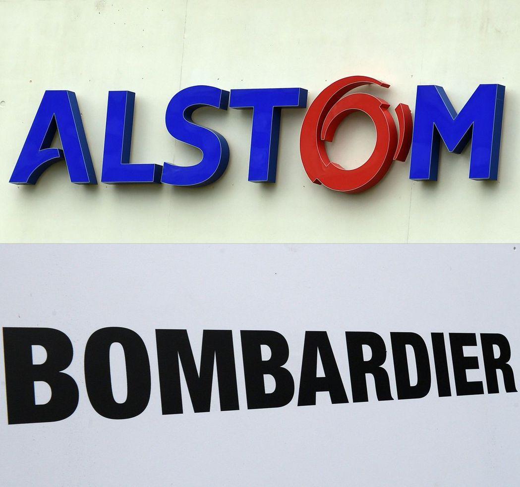 COMBO-FILES-FRANCE-ECONOMY-ALSTOM-BOMBAR...