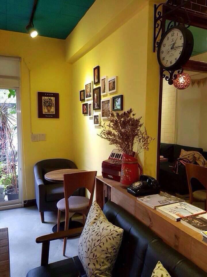 台灣25最佳咖啡館基隆有2間,市長林右昌:有靈魂個性真的讚。圖/取自林右昌臉書