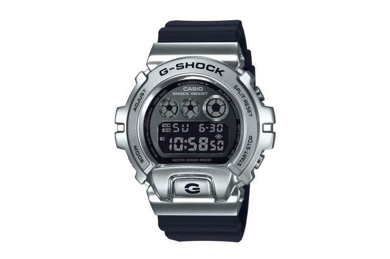 G-Shock GM-6900系列表款,精鋼表殼,價格未定。圖/摘自Casio官網