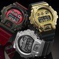就是要金屬感才對味!G-Shock再推精鋼新款腕表
