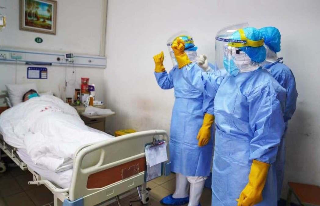 為控制新冠肺炎疫情,大陸各省市陸續推出新措施找根源。法新社