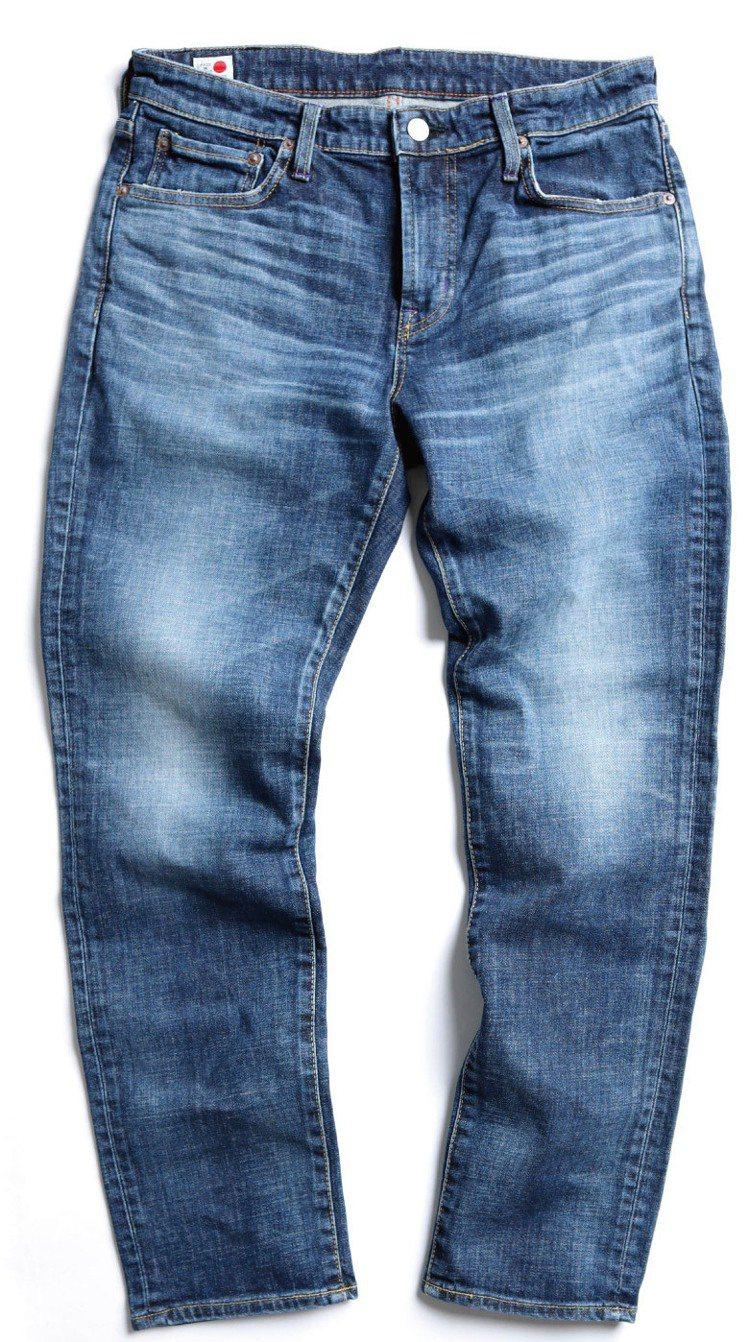 Edwin NEW NJ3牛仔褲6,090元。圖/Edwin提供