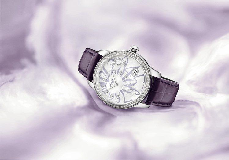 玫麗的紫丁香色,帶來初春的浪漫氣息。圖 / 格拉蘇蒂原創提供。
