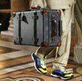 Globe-Trotter聯手Berluti 打造男人的夢幻行李箱