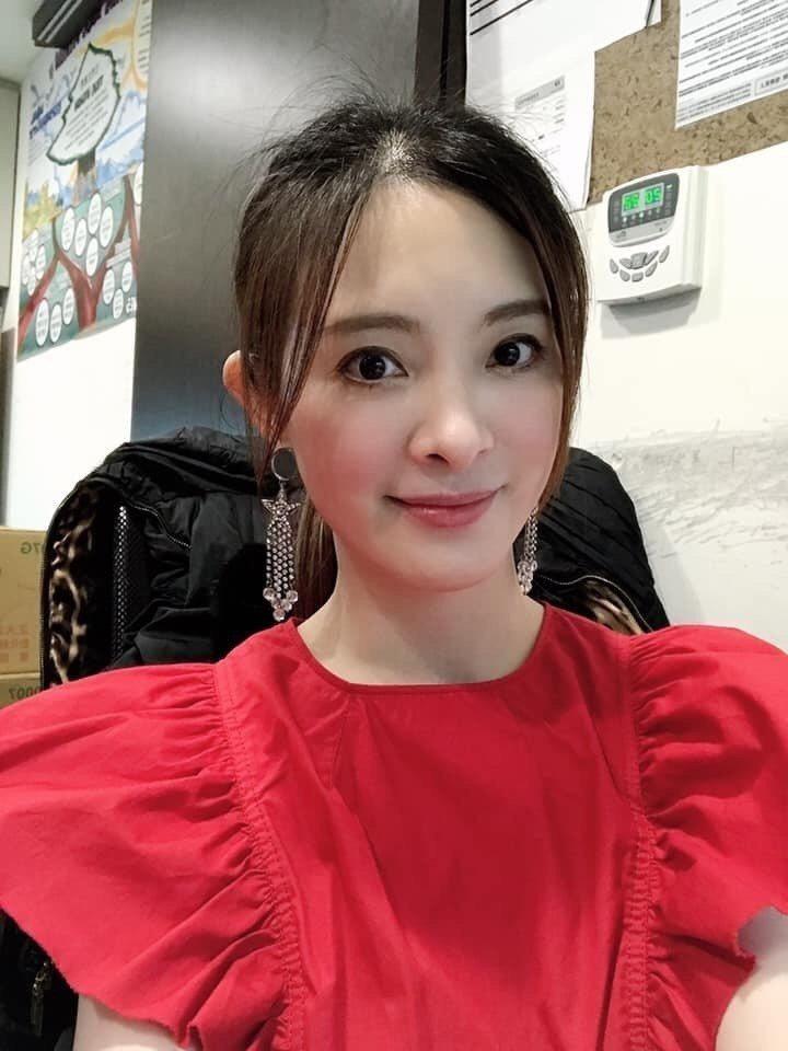 國標女王劉真。 圖/劉真臉書