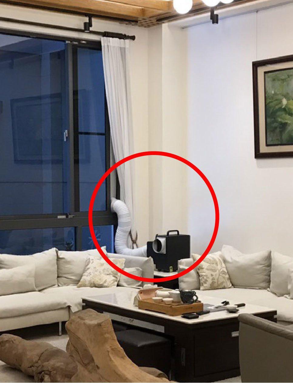「綠新風套組G6S」有效節能並快速將室外淨化過的新鮮有氧好空氣帶入室內,迅速將室...