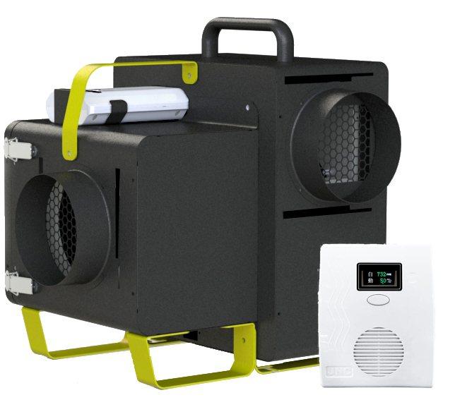 「綠新風套組G6S」為您的生活空間建立最佳防護網,室內隨時保持清新好空氣。銘祥/...