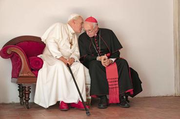 不符「神聖想像」的荒唐教宗們——兼談電影《教宗的承繼》