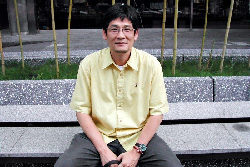 台灣小說家袁哲生。 圖/聯合報系資料照