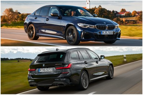 3 Series陣容再擴大 BMW新增全新M340d xDrive Sedan/Touring雙車型!