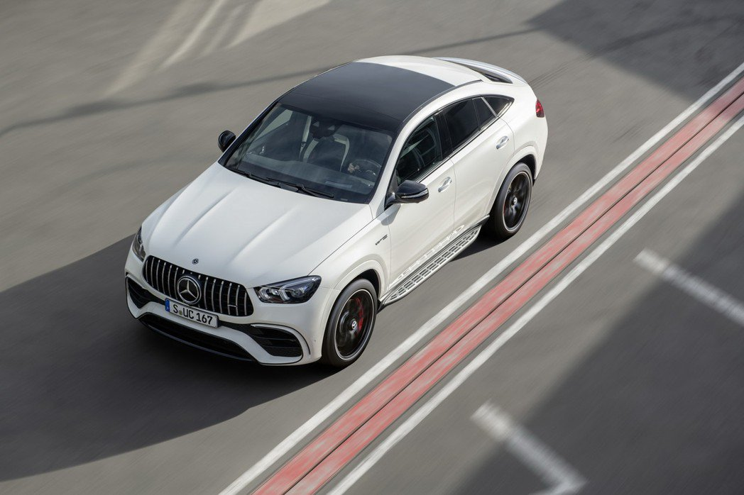 Mercedes-AMG GLE 63 S 4Matic + Coupe。 摘自...