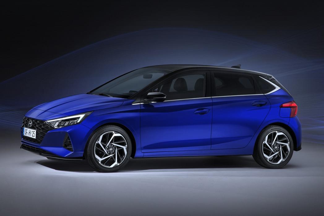 首度配置48V輕油電動力! 第三代Hyundai i20日內瓦展前搶先亮相!