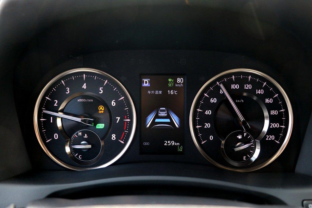 全速域ACC車距維持定速系統搭配上LTA車道維持輔助系統,構成趨近於Level ...