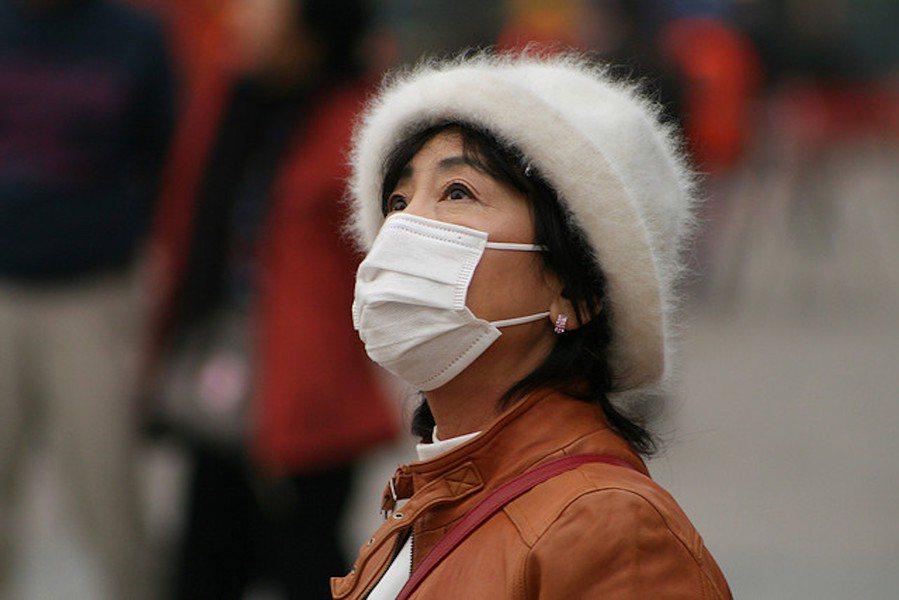 暴露污染空氣下,對於心臟確實會帶來不利影響。(Photo by Global P...